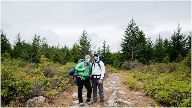 Backpacking Dolly Sods
