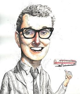 buddy_holly_moleskine_illustration_portrait_image_tour_bus