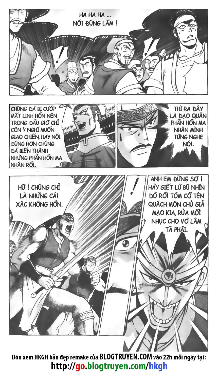 Hiệp Khách Giang Hồ chap 135 page 13 - IZTruyenTranh.com