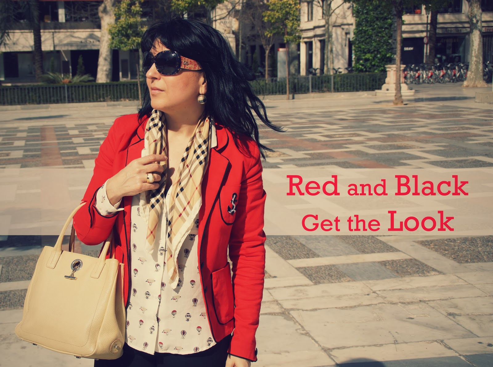red+and+black+get+the+look