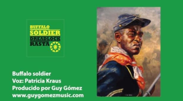 Guy Gómez Música, Versiones, Patricia Kraus, versión canción Buffalo Soldier, producciones musicales Madrid, Producciones,