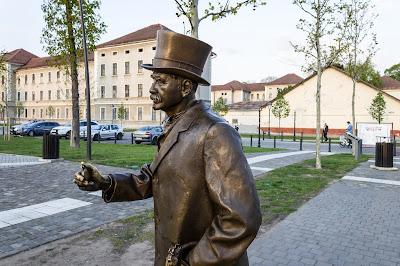 Alba-Iulia statuie