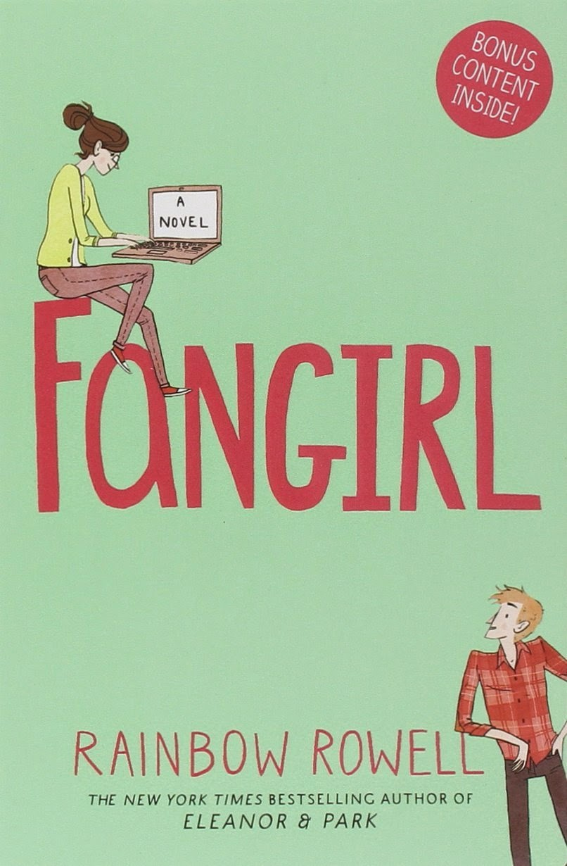 Fangirl, Rainbow Rowell, Fanfiction