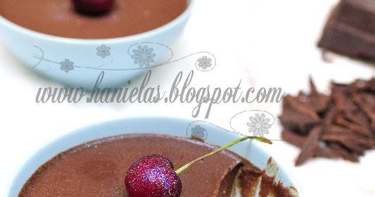 Haniela's: ~Cherry Rice Pudding & Chocolate Panna Cotta~