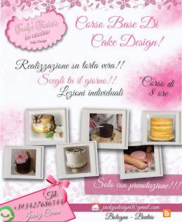 CORSO PERSONALIZZATO DI CAKE DESIGN