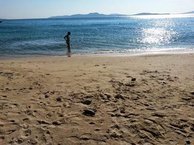 Delos Island from Mykonos