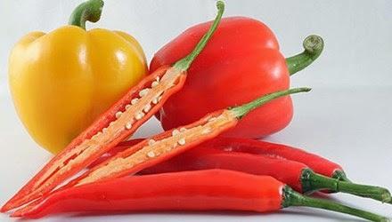 Những ai bị cấm ăn ớt?