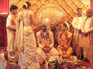 Aishwarya Rai Wedding Album Shadi Pictures