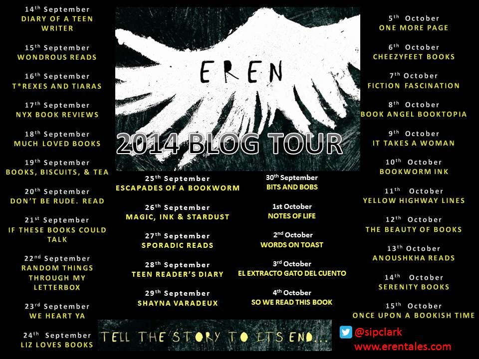 EREN Blog Tour