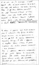 LA PRIMA PAGINA DEL VERBALE DELL' AUTOPSIA  DEL 30 APRILE 1945 (N.7241)
