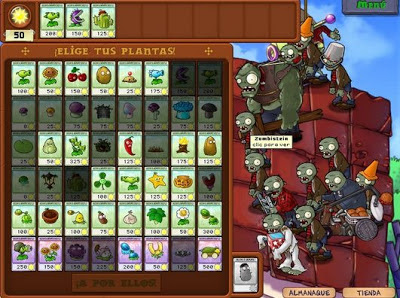 Full Plants vs Zombies Full Version