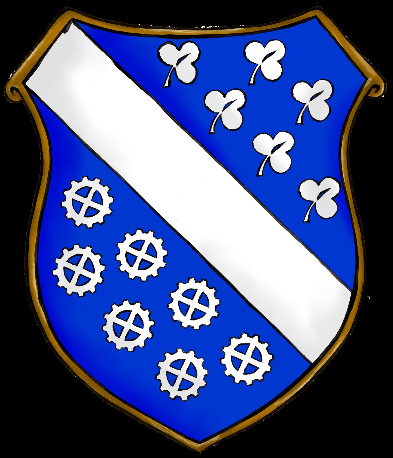 Casseler Steampunk-Wappen Endversion