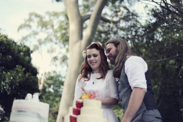 melbourne red velvet wedding cake