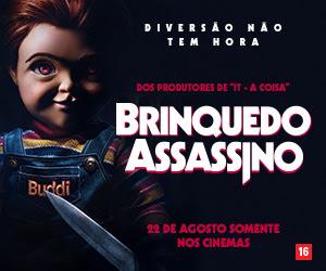 FILME: BRINQUEDO ASSASSINO