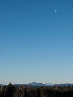 Tatry z Wysokiego (657 m), 2015.12.27. fot. Dawid Szpaderski