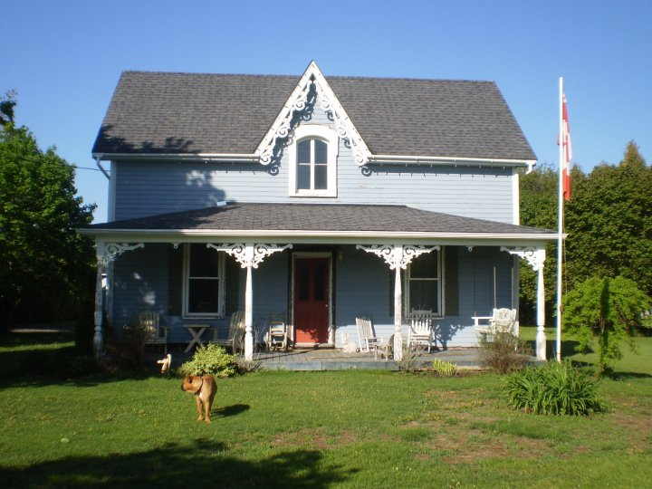 Our 1854 Suburban Farm House