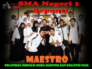 Maestro SMAN 1 Seponti