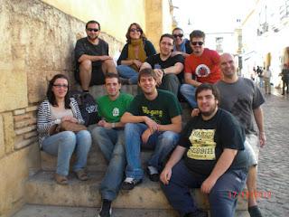 imagen Festival de cordoba 2012 grupo de blogueros