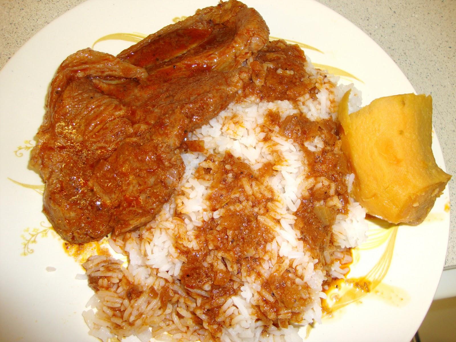 how to cook pork adobo with potato