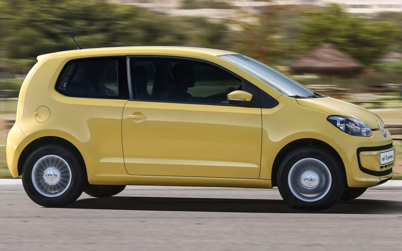 carro up! Volkswagen