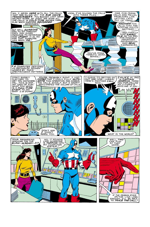 Captain America (1968) Issue #313 #241 - English 7