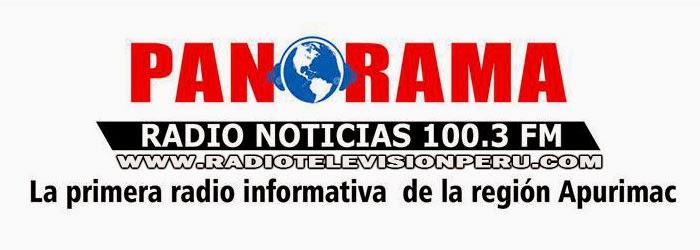 Radio Panorama 100.3 FM Andahuaylas