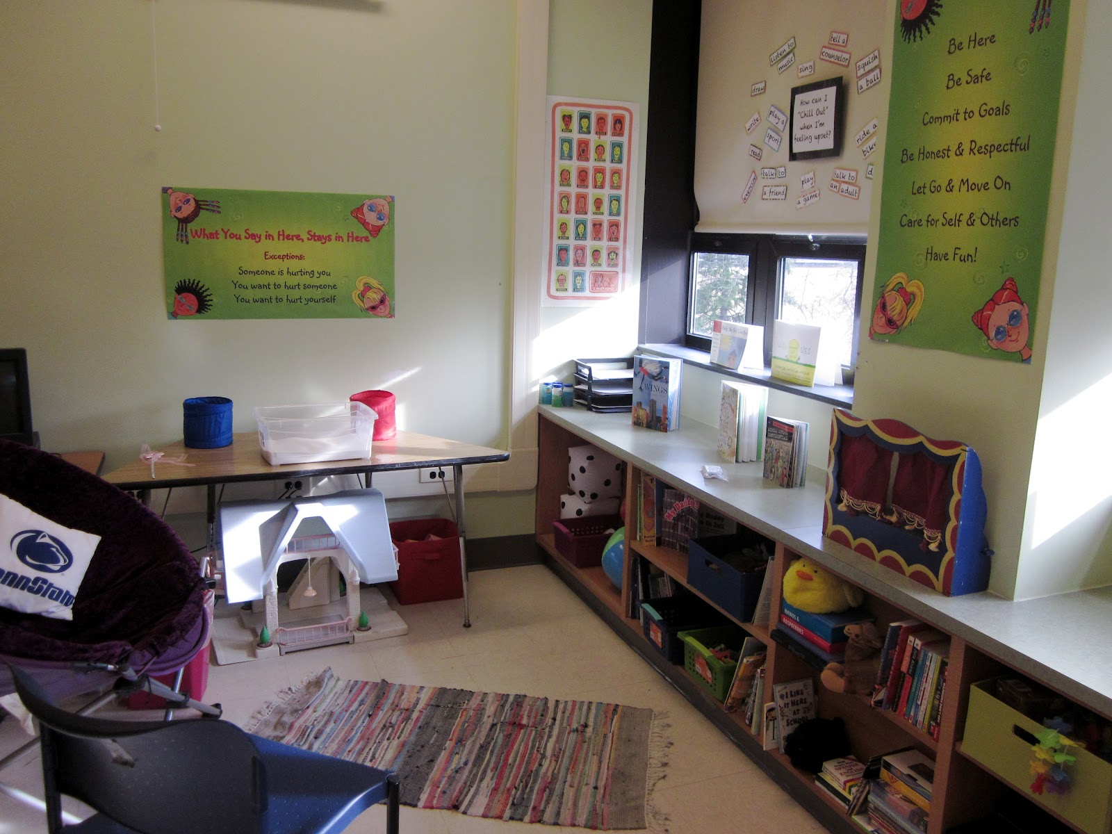 Popular School Counseling Office Decorating Ideas The Middle School Counselor