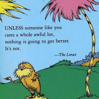 The Lorax, Dr Suess