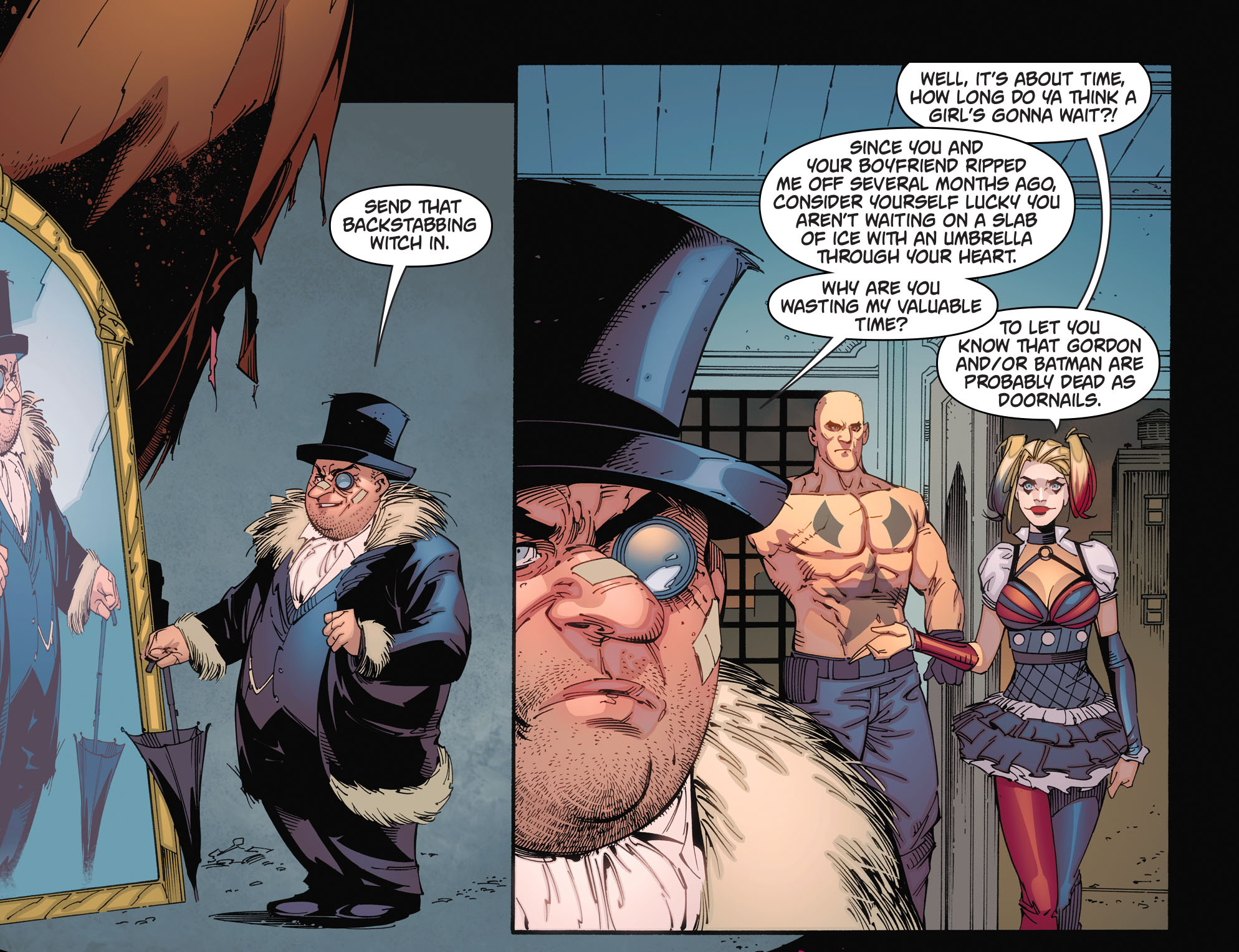Batman: Arkham Knight [I] Issue #6 #8 - English 21