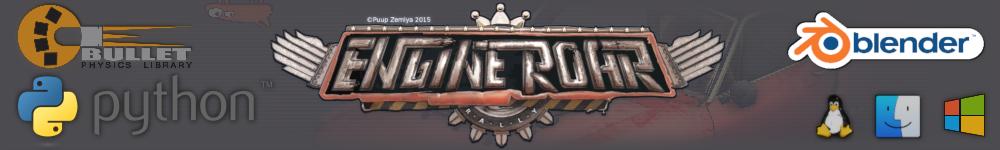 ENGINE ROAR | RACING GAME