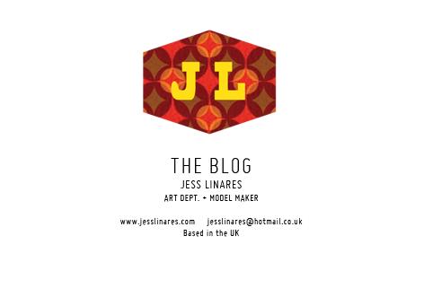 Jess Linares' Blog