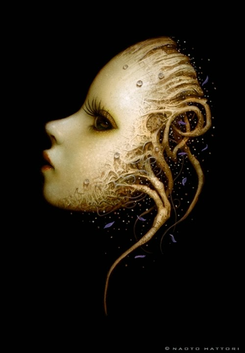 06-Evanescent-Memory-Naoto-Hattori-Dream-or-Nightmare-Surreal-Paintings-www-designstack-co