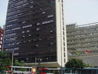 prédio do tce sp
