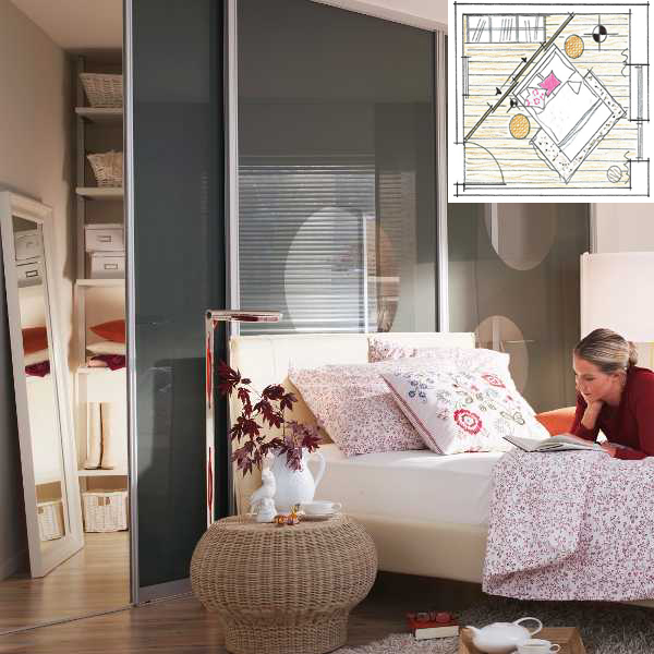 Design & decor: умные перегородки: 6 удобных решений для зон.