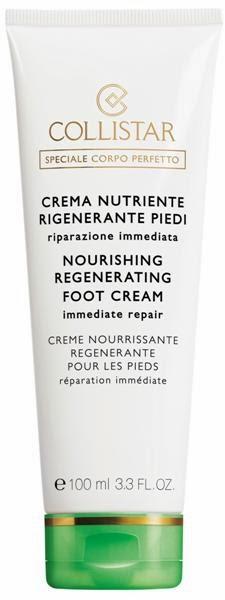Collistar Crema nutriente rigenerante piedi