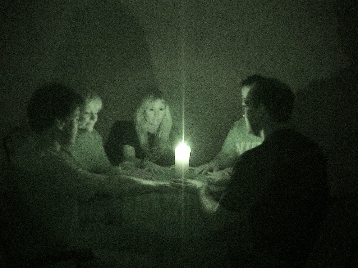 Страшные вызовы духов