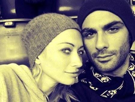 Francesco Arca e la fidanzata Irene