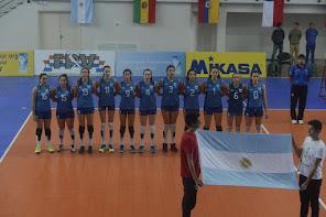 ARGENTINA CAMPEÓN SUDAMERICANO U16 EN PARAGUAY 2017