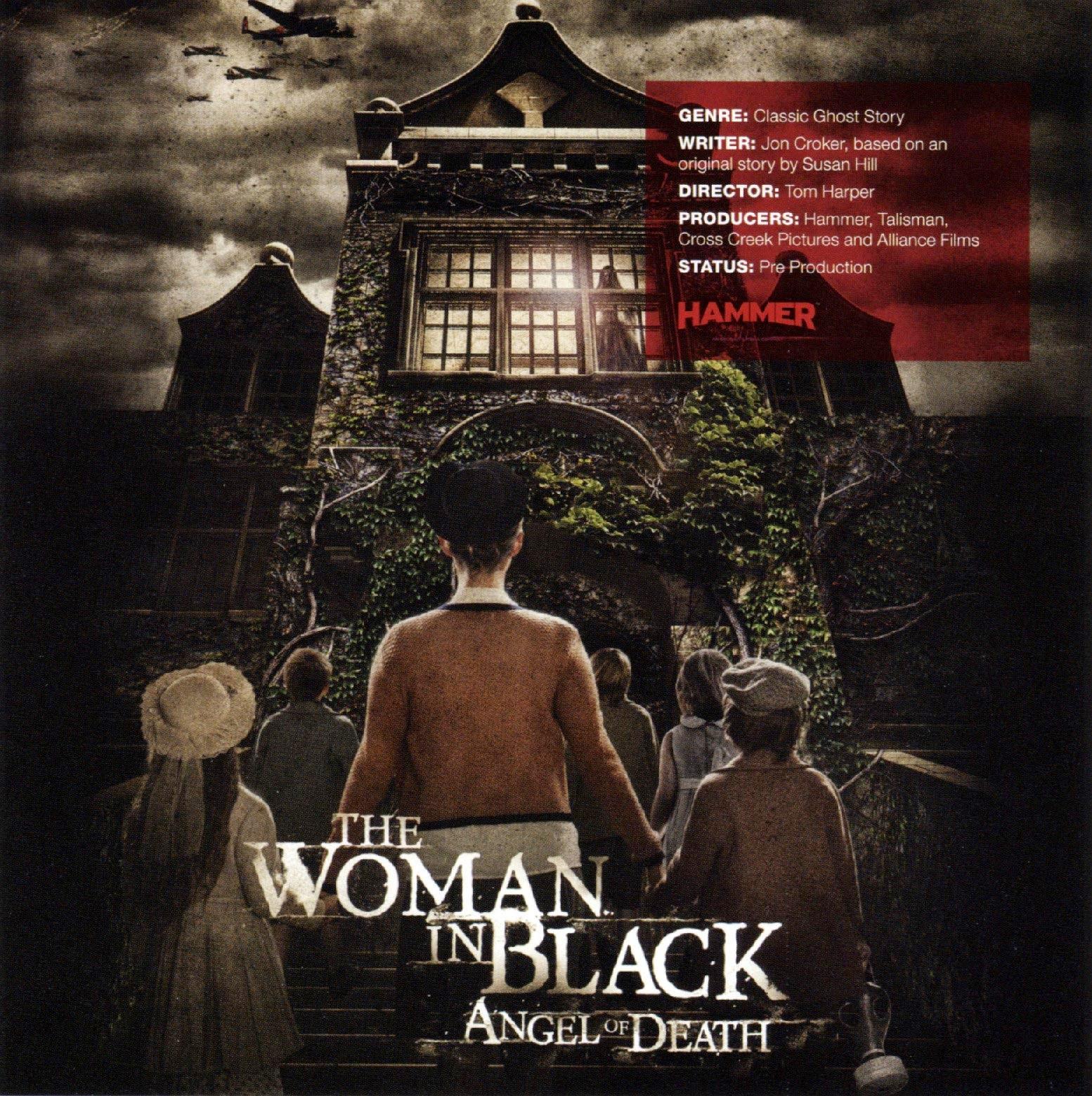 movie wallpaper hd the woman in black 2 angel of death