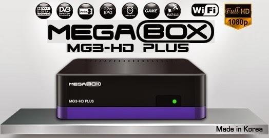 NOVA ATT  MEGABOX MG3 HD PLUS SATELITE V184 - 27.05.2014