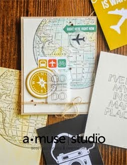 2014 A Muse Studio Catalog Available NOW!!!