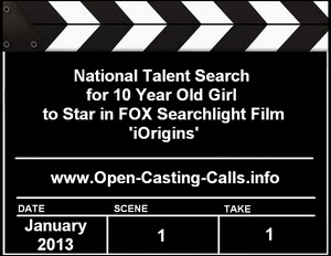 iOrigins National Talent Search