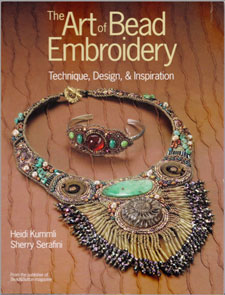 *THE ART OF BEAD EMBROIDERY*