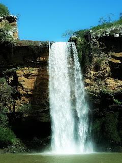 Cascata Véu de Noiva, Nova Esperança do Sul (RS)