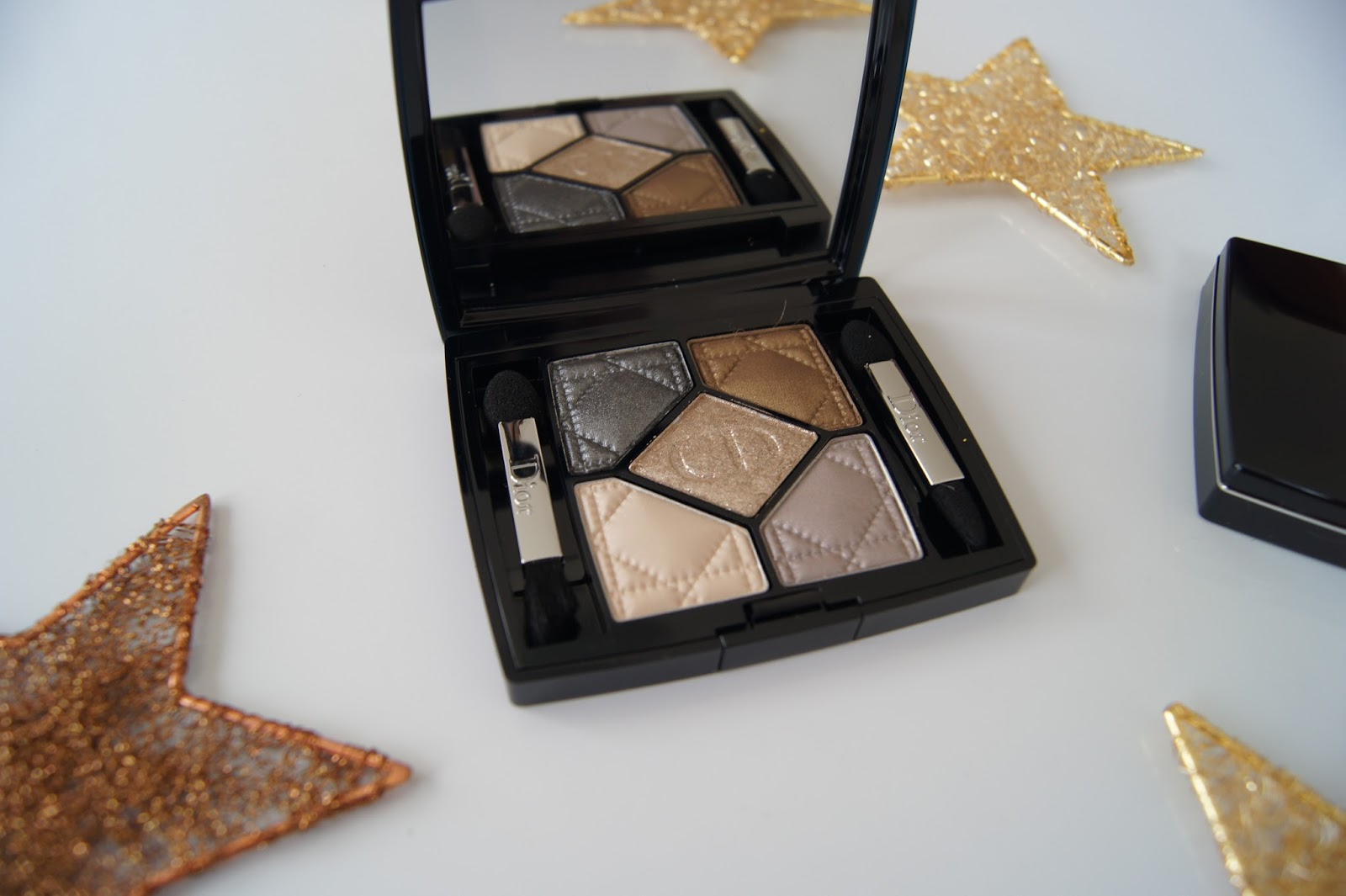 Dior Golden reflections palette