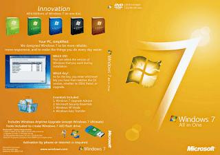 Windows 7 Sp1 AIO x86 Activated November 2015