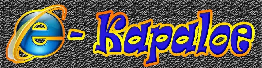 e-kapaloe blog