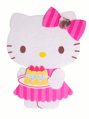 New arrival lovely hello kitty birthday greeting card miss lovely hello kitty birthday greeting card m4hsunfo