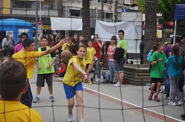 Handbol al carrer 2013