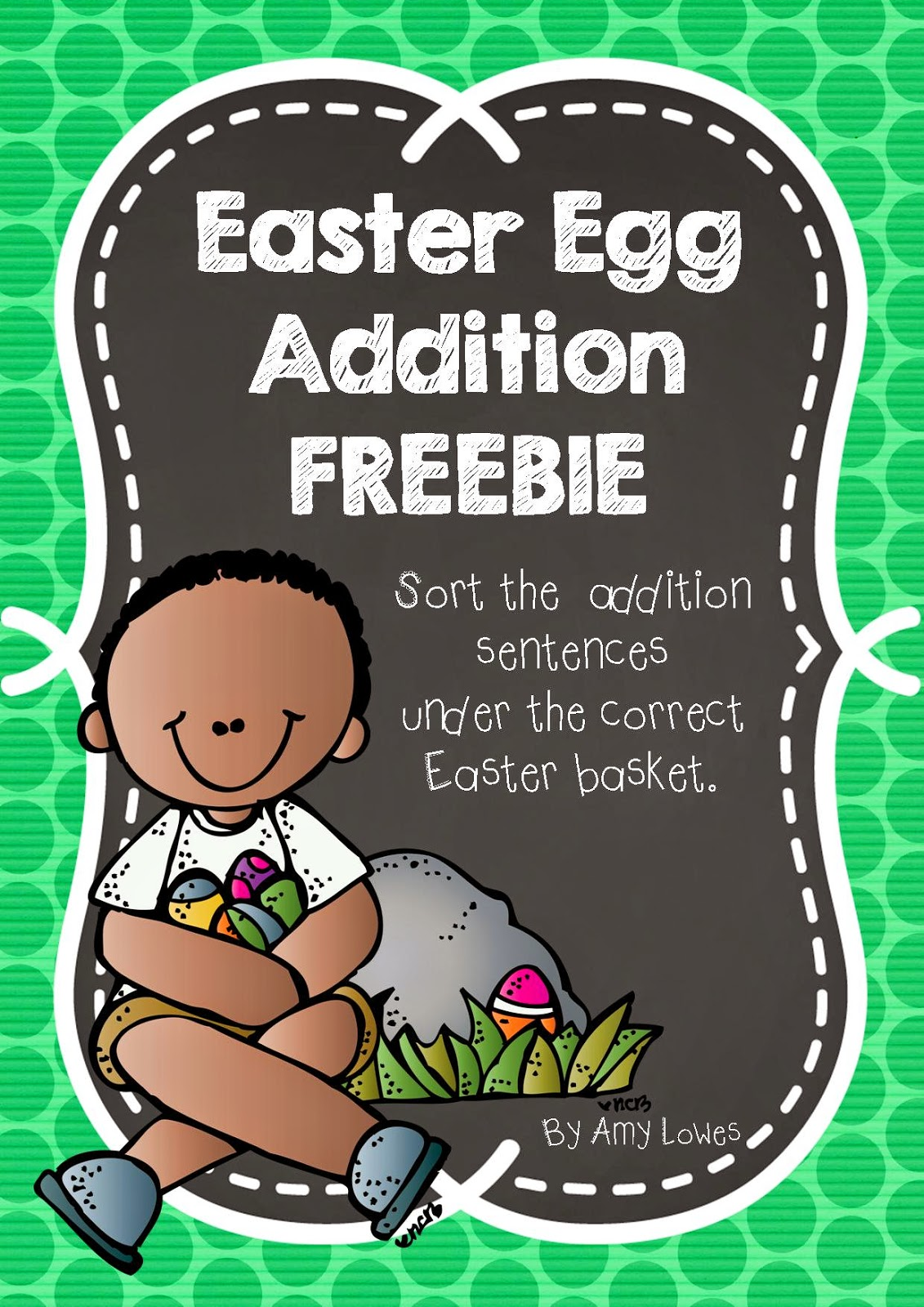 http://www.teacherspayteachers.com/Product/Easter-Egg-Addition-FREEBIE-1197604